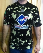ERREA Футболка регбийная камуфлированная GMPA