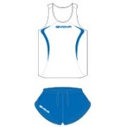 Givova KIT BOSTON Комплект для легкой атлетики KITA02
