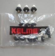 Kelme Шипы футбольные сменные пластиковые  с металлическим винтом