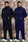Errea Пальто утеплённое с шевроном