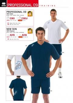 Errea футболка  х/б  Professional