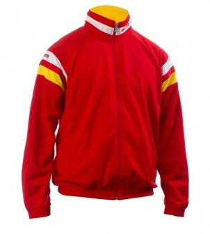 Errea куртка спорт. костюма NUMBER