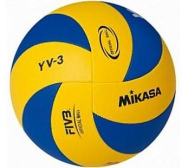 MIKASA  Мяч волейбольный тренировочный  YV-3 YOUTH