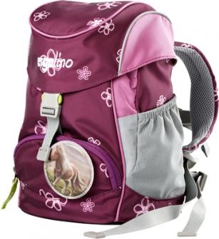 ERGOBAG Рюкзак для дошкольников, 2-4 года, Ergolino