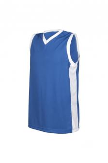 Майка баскетбольная  чер/оранжевая