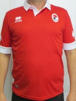Errea оригинальная футболка игровая  FC